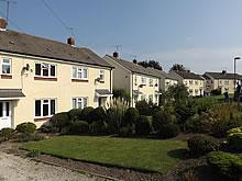 Examples of recent external wall insulation projects deivered via EEM frameworks