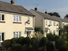 Properties in Chesterfield, newly fitted with solid wall insulation