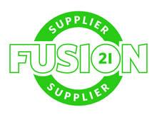 Fusion 21 supplier logo